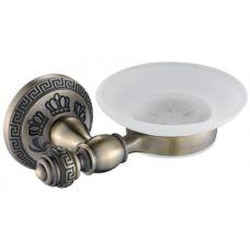 TG2103 Держатель мыльницы бронзовый (с тарелкой)