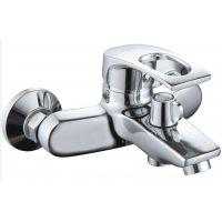 R4802F Смеситель для ванны короткий нос, силуминовый
