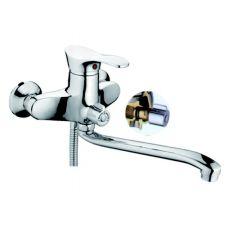R0123F Смеситель для ванны с длинным изливом