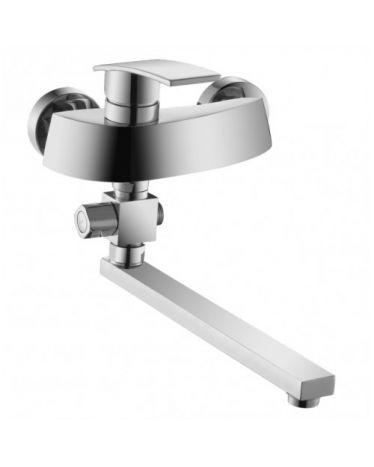 Смеситель для ванны с длинным изливом (35см) T2223 (картридж ⌀ 35мм)