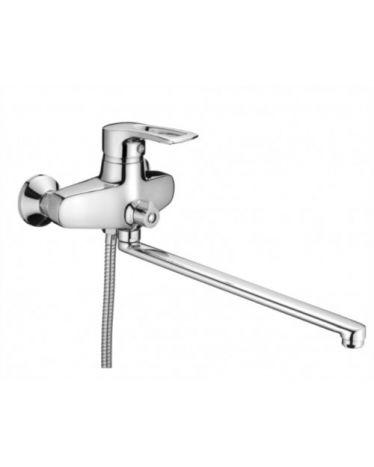 Смеситель для ванны с длинным изливом (35см) T4863 (картридж ⌀ 40мм)