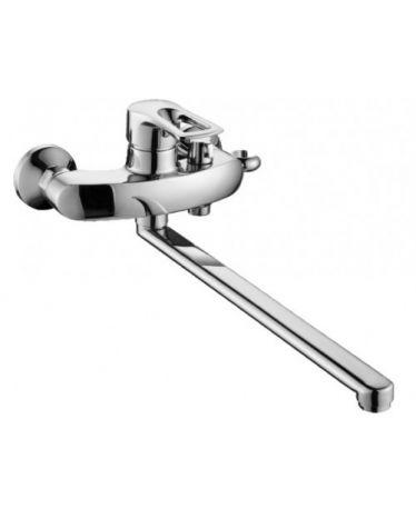 Смеситель для ванны с длинным изливом (35см) T4873C (картридж ⌀ 35мм)