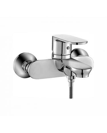 Смеситель для ванны с коротким изливом T4902 (картридж ⌀ 40мм)