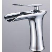 T711 Смеситель для раковины излив водопад
